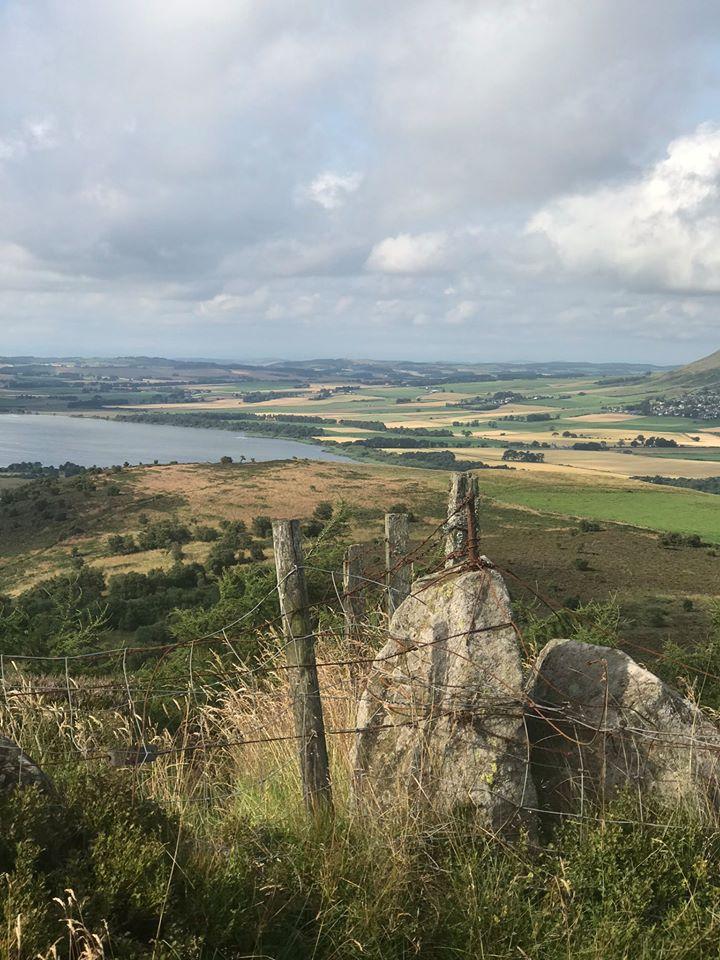 benarty hill stones