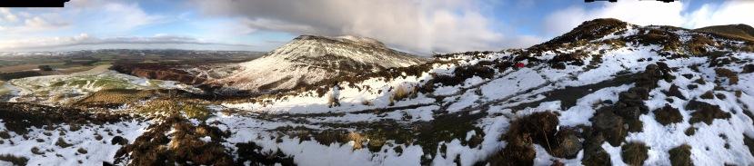 snow lomond hills
